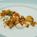 White Chocolate & Yogurt Namelaka
